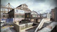 Docks Alpha Gunfight MW