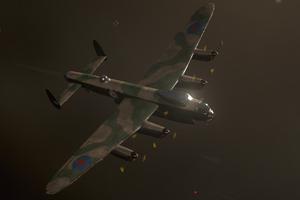 Fire Bombing Run AvroLancaster WWII.png