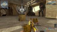 Gold Scrambler CoDO