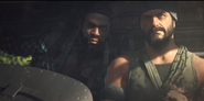 Woods and Wolf S2 Cinematic BOCW