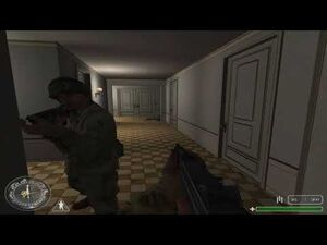 Call of Duty (2003) - Chateau (American Missions) -4K 60FPS-