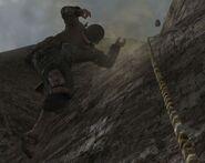 Grenier plummet D-Day Call of Duty 2