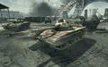T-72 in Paris MW3
