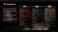 Unsinkable Challenge List BO4