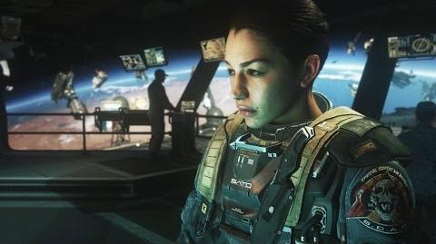 Премьерный трейлер игрового процесса Call of Duty® Infinite Warfare RU