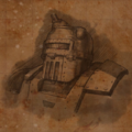 Giant Robot Chronicles Drawing BO3