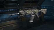 ICR-1 Gunsmith Model Stealth Camouflage BO3
