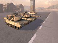 M1A2 Abrams S.S.D.D. MW2