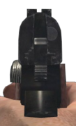 Colt .45 Iron Sights CoD2