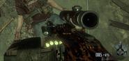 M60 Tiger ACOG Scope BOII