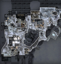 Map Outpost MW3