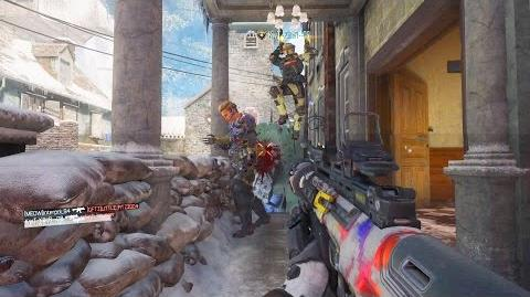 Call of Duty Black Ops 3 Online - TDM at Infection Gameplay