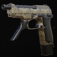 Diamatti Golden Viper Gunsmith BOCW