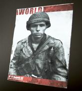 WWII Засада сувенир 1