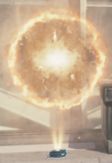 Black Hole Projector Friendly IW