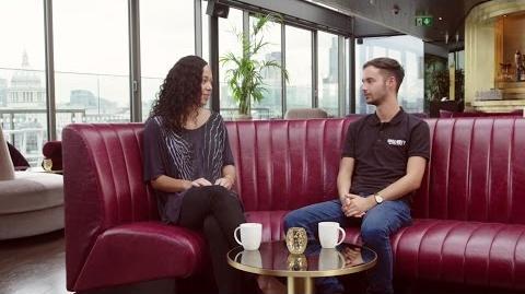 Call of Duty Black Ops 3 - Swanny meets Katarina Johnson-Thompson