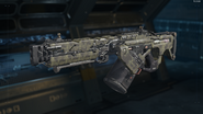 Dingo Gunsmith Model Stealth Camouflage BO3