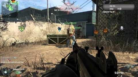 Call of Duty Black Ops 69-9 on Radiation Gameplay