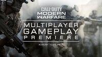 Call of Duty Modern Warfare - Multiplayer Premiere