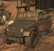 Jeep wrangler on S.O.G