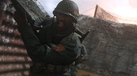 IDDQD/Call of Duty: WWII - Трейлер сетевой игры