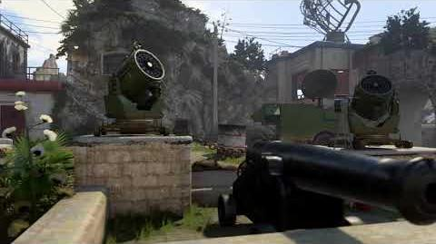 Call of Duty® WWII Gibraltar Multiplayer Map Flythrough