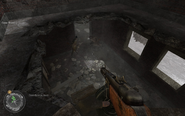 Comrade Sniper going down CoD2