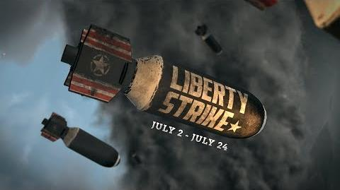 """Official Call of Duty® WWII - """"Liberty Strike"""" Community Event Trailer"""