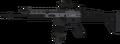 SCAR-L ACOG Scope Third Person MW3
