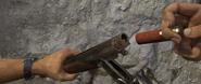 Sawed-off Shotgun Reload WWII