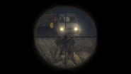 Woods sniping Mason