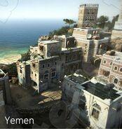 Yemen beta loading screen BOII