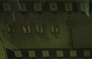 Classified Key Closeup BO4
