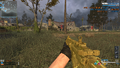 M4A1 Tech Gold CoDO