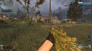 M4A1 Tech Gold CoDO