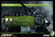 Marksman Combat Card