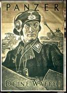 Poster Panzer CoD1