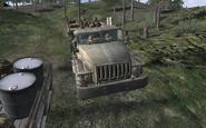 Ural 4320 Game Over COD4