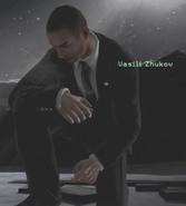 Vasili Zhukov after plane crash Turbulence MW3