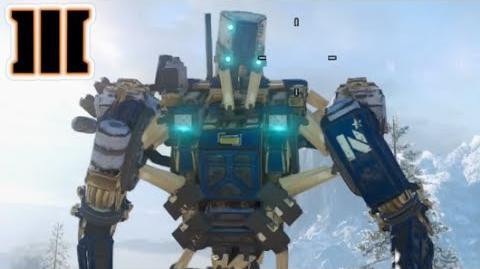 NEW BO3 ROBOT MODE Gameplay Black Ops 3 Safeguard Multiplayer Beta