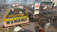 PromenadeWest BurgerTown Verdansk Warzone MW