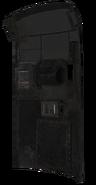 Riot Shield model rear CoDG