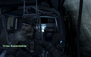 Spawn point Crew Expendable CoD4