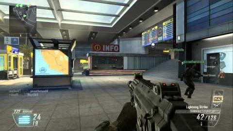 COD Black Ops 2 - Team Deathmatch on Express gameplay PS3