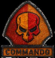 Call of Duty WWII коммандос иконка дивизии.png