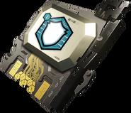 Blast Shield Model IW