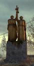 Wasteland Monument