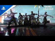 Call of Duty- Black Ops Cold War – Zombies Onslaught - PS4, PS5