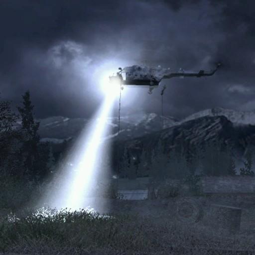 Polowanie (Modern Warfare)