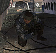 Inner Circle taking cover MW2